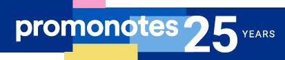 Promonotes logo