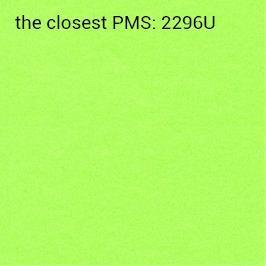 självhäftande papper intensivt grön 70 g/m2 (rekommenderat utskrift svart)