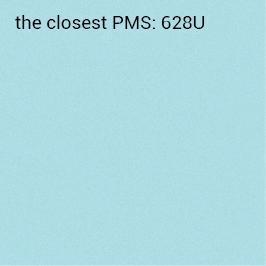 självhäftande papper pastell blå 70 g/m2 (rekommenderat utskrift PMS/HKS)