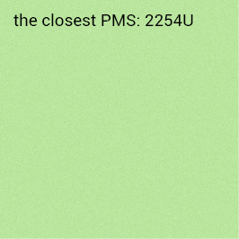 självhäftande papper pastell grön 70 g/m2 (rekommenderat utskrift PMS/HKS)