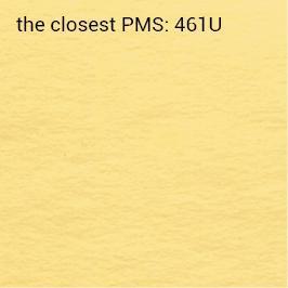 självhäftande återvunnet gult papper 70 g/m2 (rekommenderat utskrift svart)