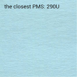 självhäftande återvunnet blå papper 70 g/m2 (rekommenderat utskrift svart)